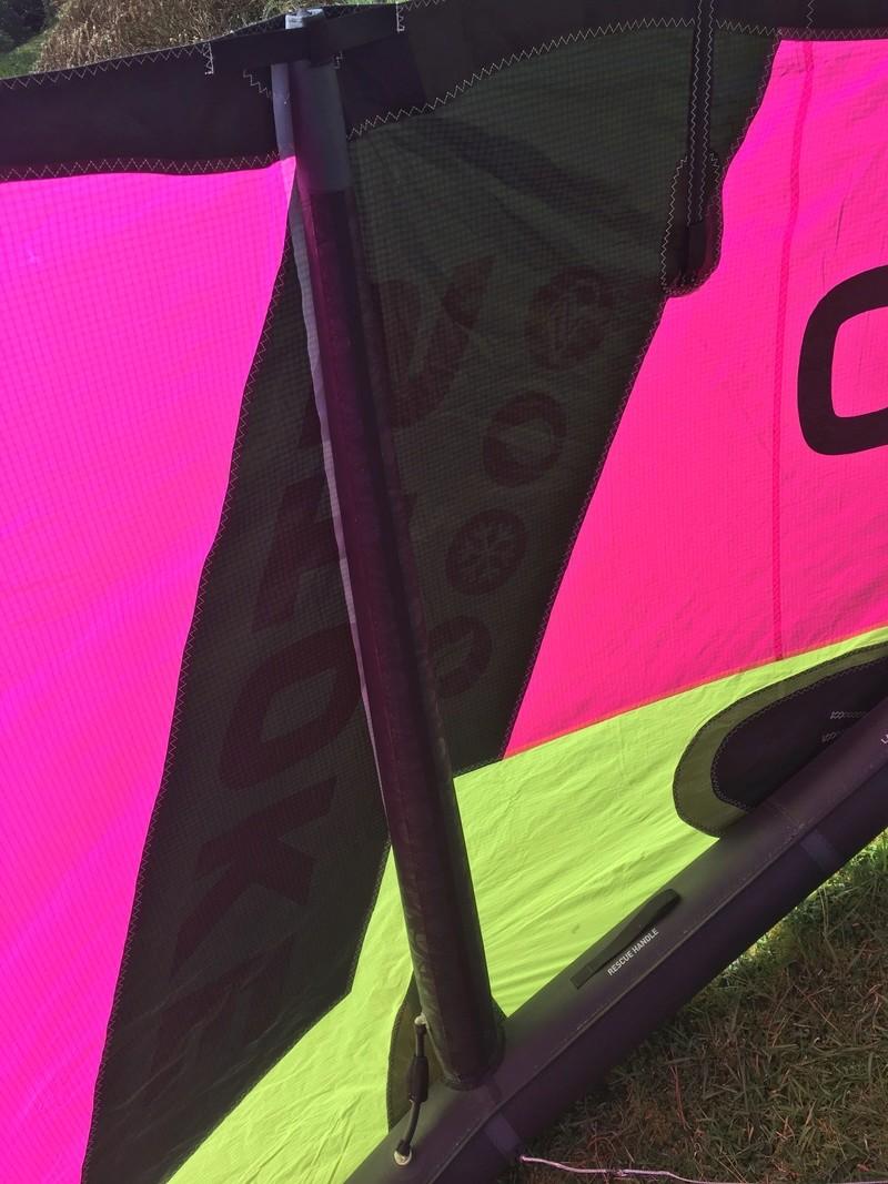 Flysurfer Stoke 9m comme neuve 8 sorties 600€ Img_2522