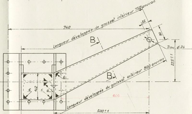 Recherche plan signaux BAL. Scan6911
