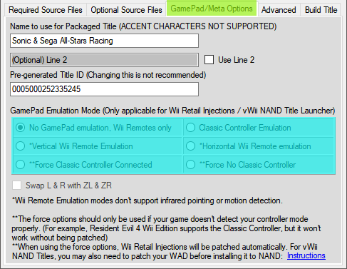 [Tutorial] WiiVC Injector Script v3.0.1 410