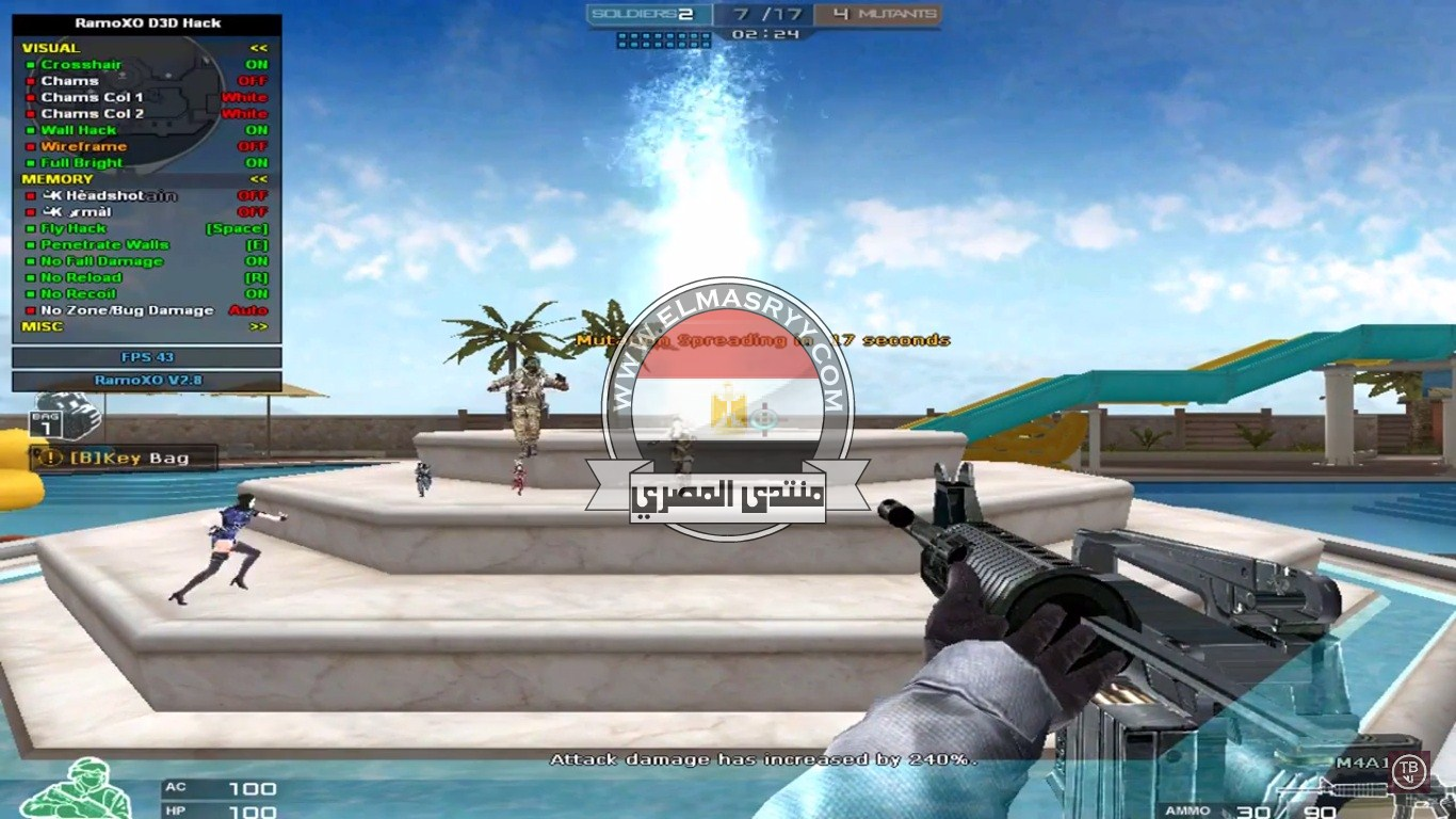 RamoXO V2 81   Crossfire NA AL ES Hack! Super Kill OHK, Fly Hack, WTW, Wall Hack & more - صفحة 2 Hack_210