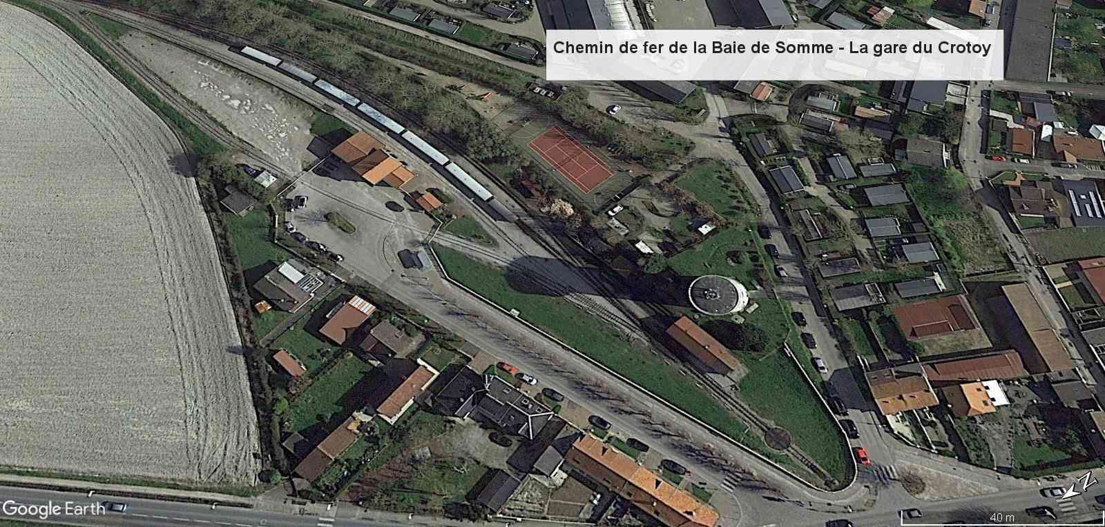 STREET VIEW : les petits trains touristiques - Page 2 Gare_c11