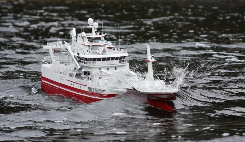 Modélisme naval norvégien  12916110
