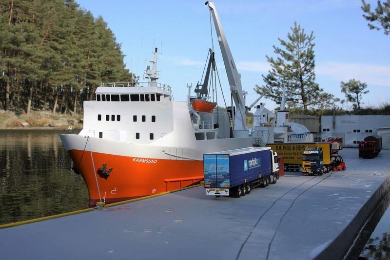 Modélisme naval norvégien  13391910