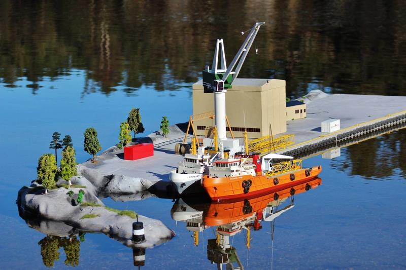 Modélisme naval norvégien  15724610