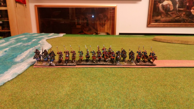 Partie samourai, 400 points de chaque coté  Dsc_0142