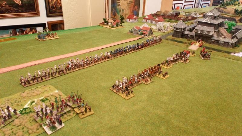 Partie samourai, 400 points de chaque coté  Dsc_0150