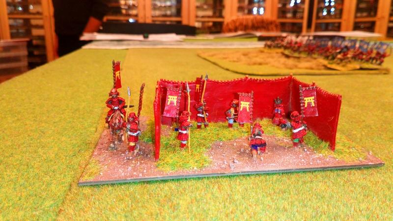 Partie samourai, 400 points de chaque coté  Dsc_0154