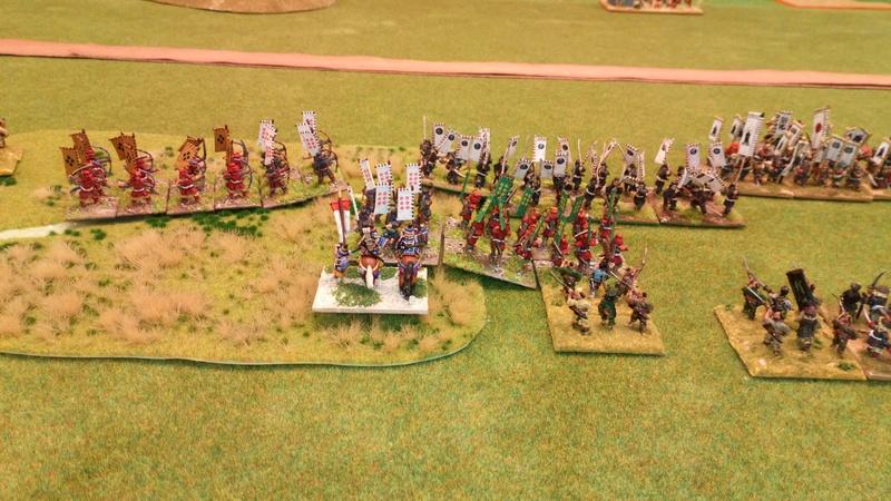 Partie samourai, 400 points de chaque coté  Dsc_0155