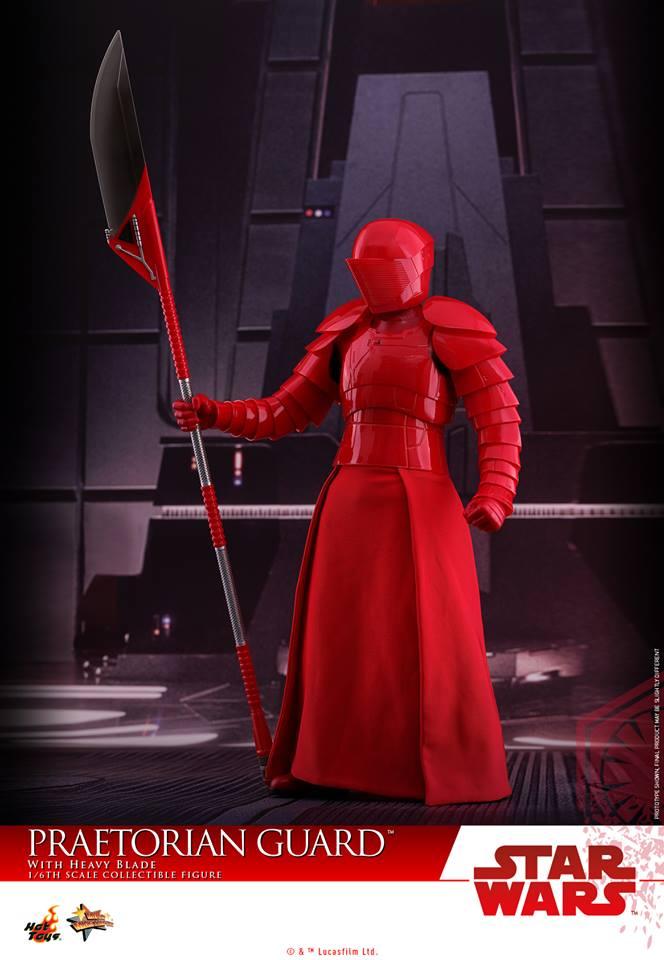 MMS453: Star Wars - The last Jedi - Praetorian guard  13621110
