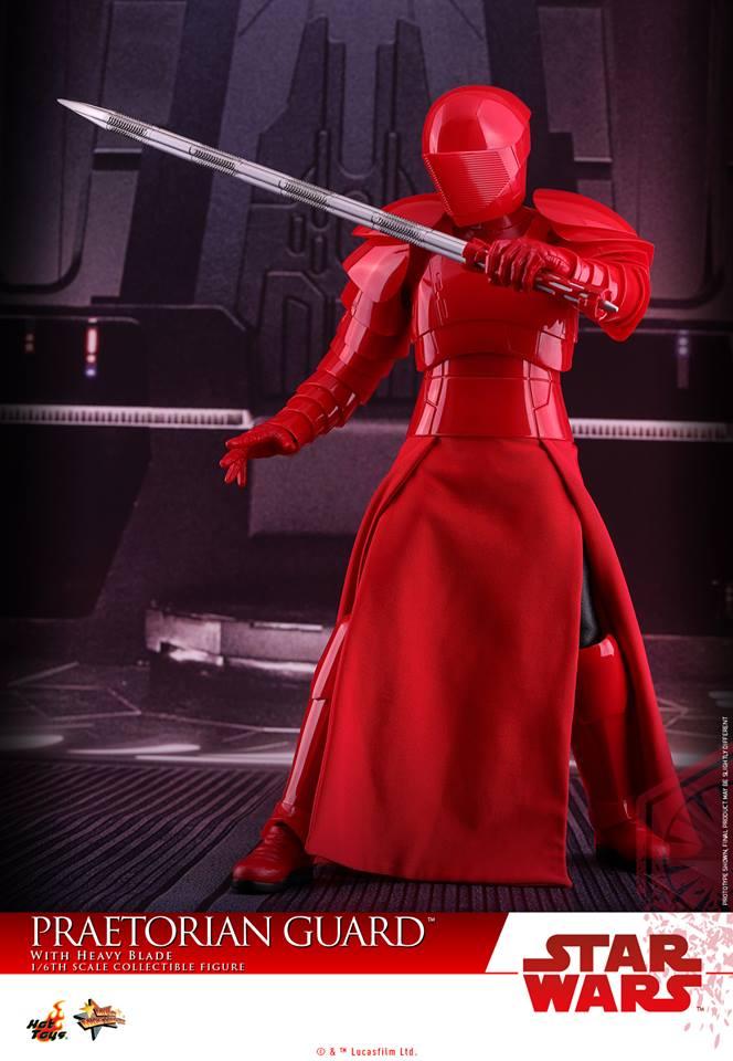 MMS453: Star Wars - The last Jedi - Praetorian guard  13621310