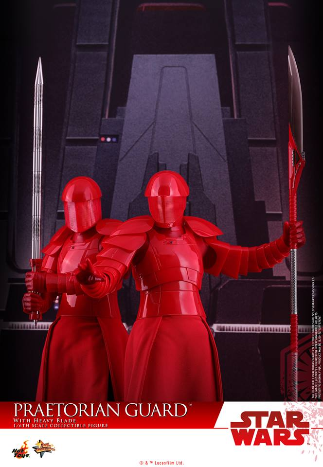 MMS453: Star Wars - The last Jedi - Praetorian guard  23559811