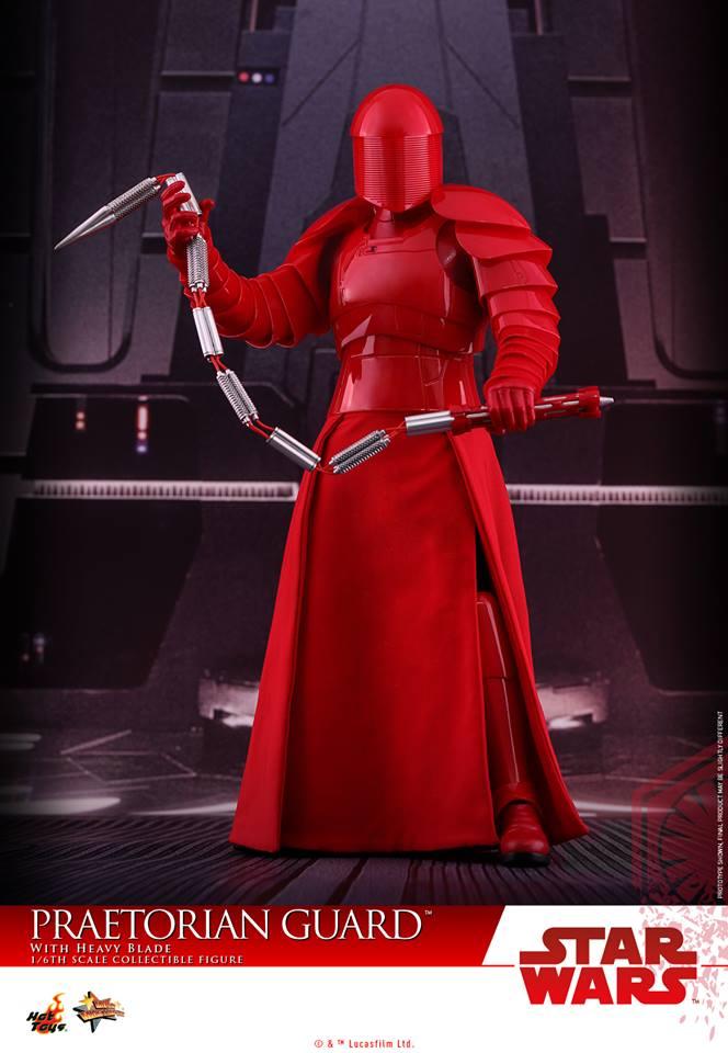MMS453: Star Wars - The last Jedi - Praetorian guard  23561410
