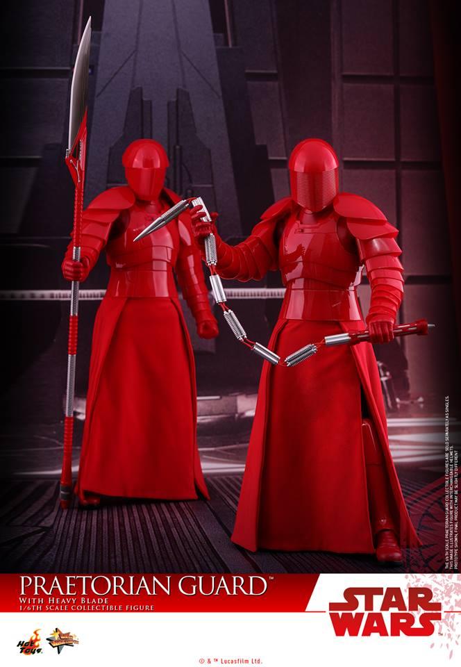 MMS453: Star Wars - The last Jedi - Praetorian guard  23561511