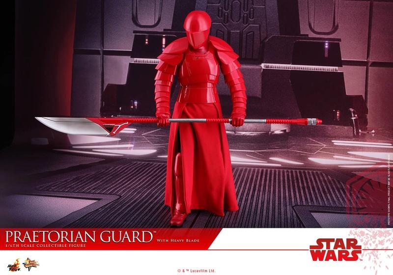 MMS453: Star Wars - The last Jedi - Praetorian guard  23592210
