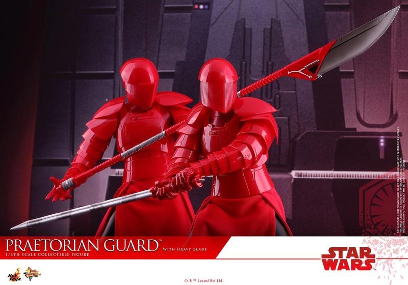 MMS453: Star Wars - The last Jedi - Praetorian guard  23592211