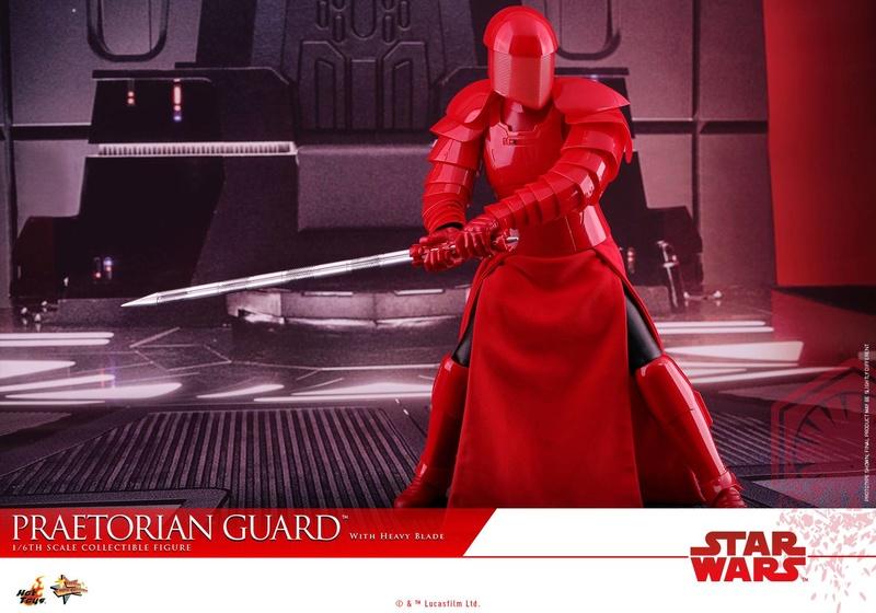 MMS453: Star Wars - The last Jedi - Praetorian guard  23592410