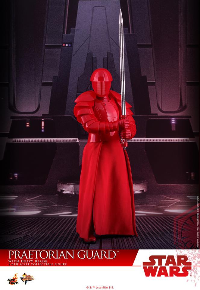 MMS453: Star Wars - The last Jedi - Praetorian guard  23621910