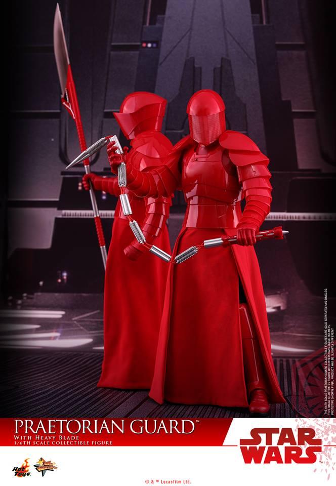 MMS453: Star Wars - The last Jedi - Praetorian guard  23622411