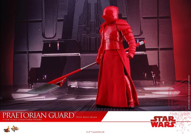 MMS453: Star Wars - The last Jedi - Praetorian guard  23631910