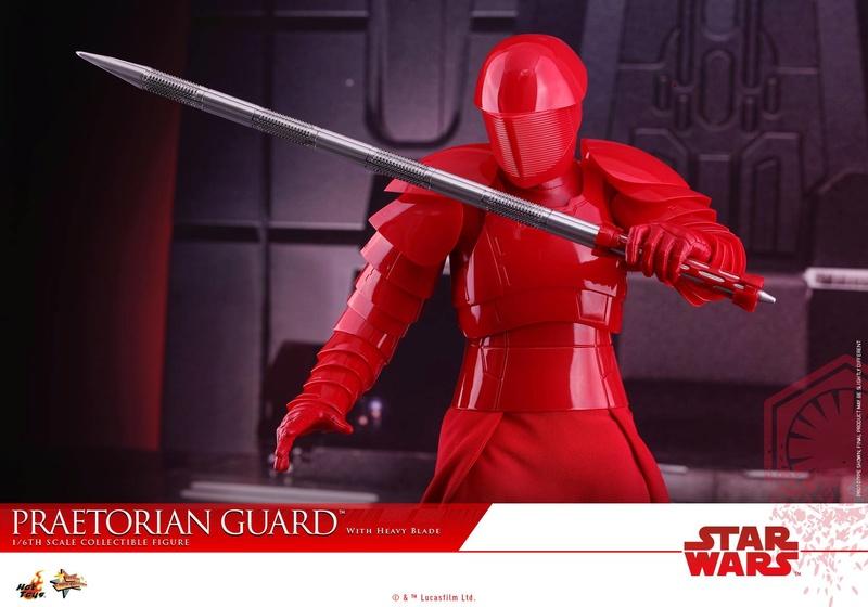 MMS453: Star Wars - The last Jedi - Praetorian guard  23632010