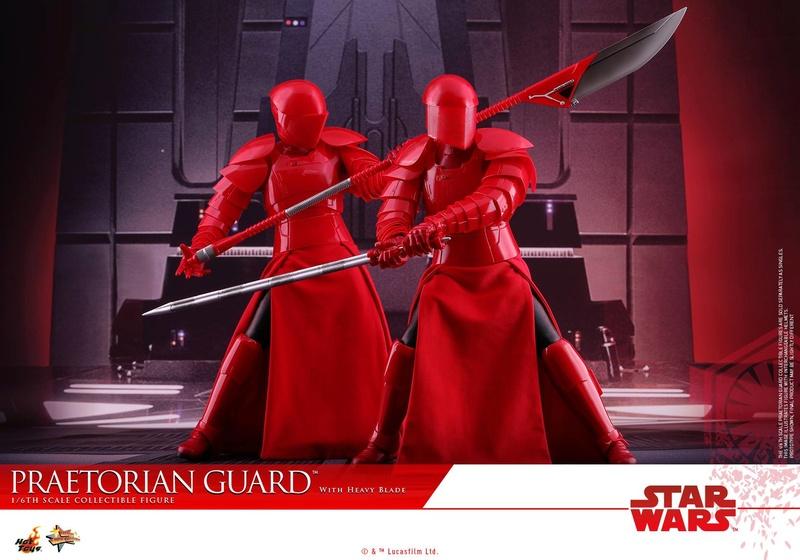 MMS453: Star Wars - The last Jedi - Praetorian guard  23632211