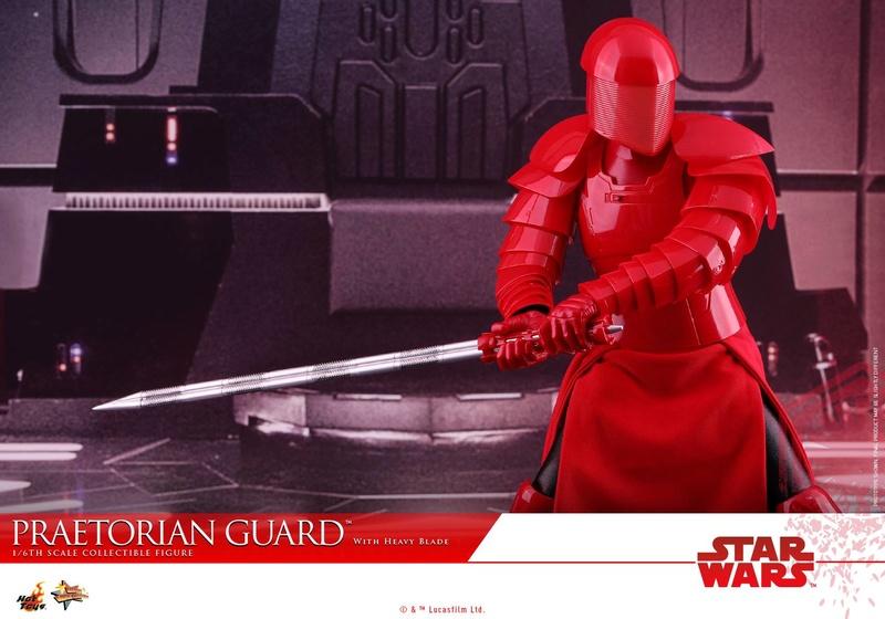 MMS453: Star Wars - The last Jedi - Praetorian guard  23632310