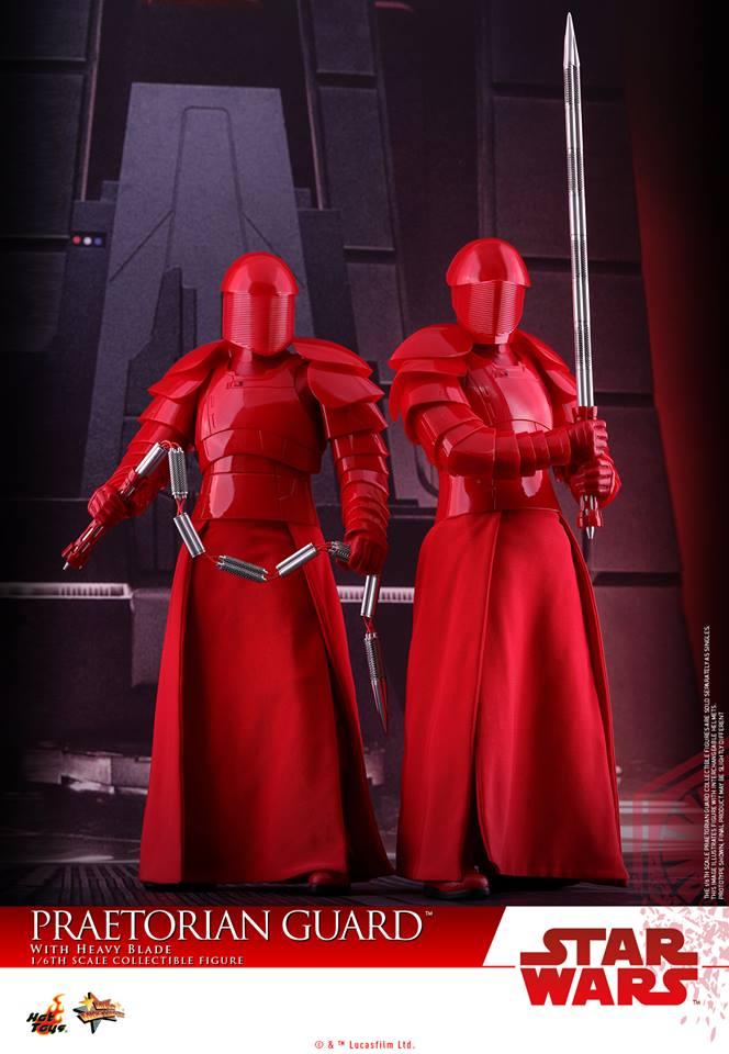 MMS453: Star Wars - The last Jedi - Praetorian guard  23658410
