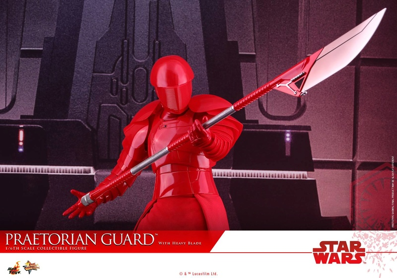 MMS453: Star Wars - The last Jedi - Praetorian guard  23669110