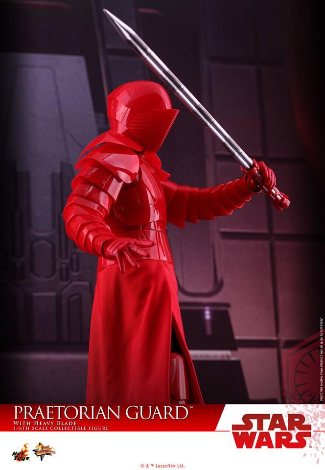 MMS453: Star Wars - The last Jedi - Praetorian guard  23722711