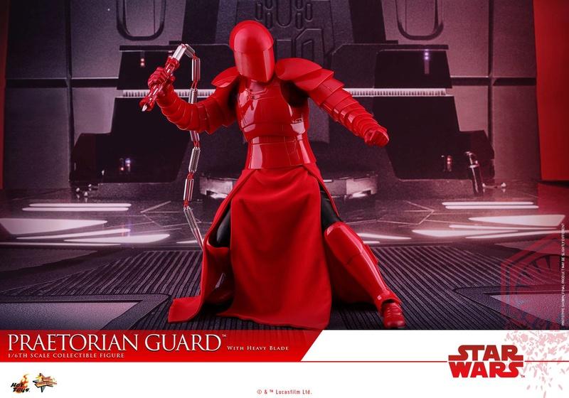 MMS453: Star Wars - The last Jedi - Praetorian guard  23736410