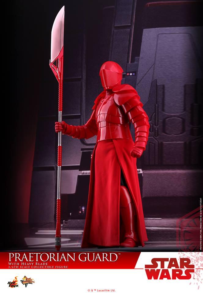 MMS453: Star Wars - The last Jedi - Praetorian guard  23755010
