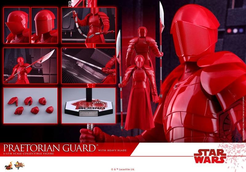 MMS453: Star Wars - The last Jedi - Praetorian guard  33593310