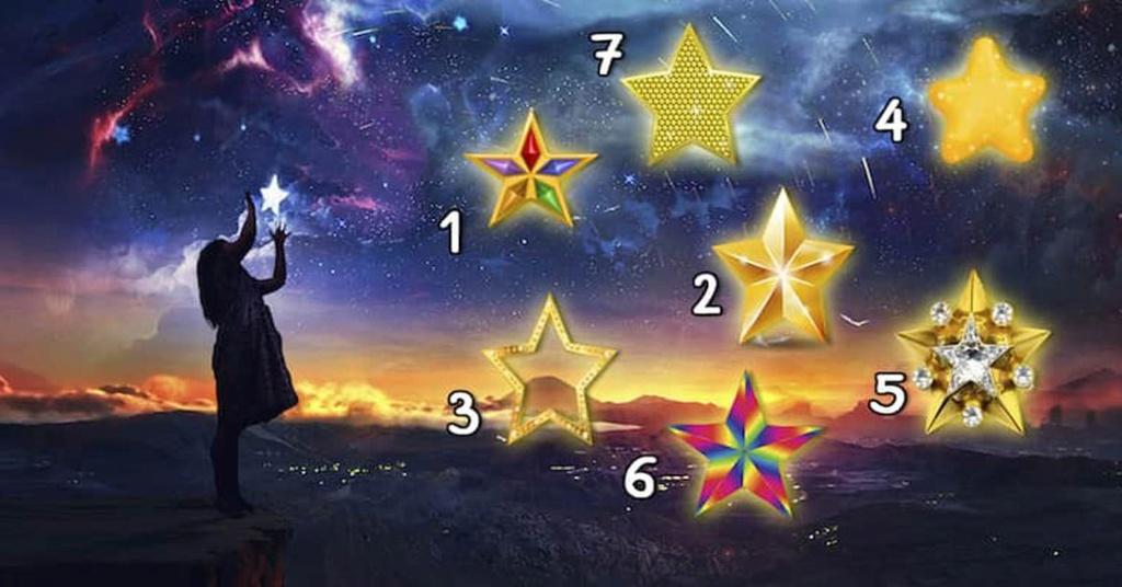 Mendo një dëshirë, zgjidh një yll dhe mëso a do të realizohet Ylli10