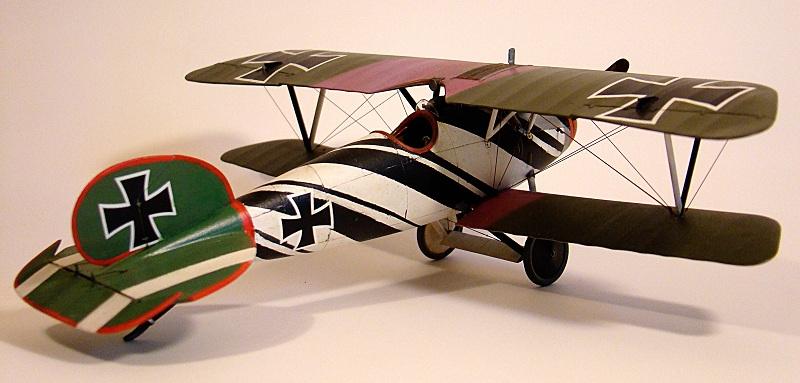 Albatros D.Va Alb310