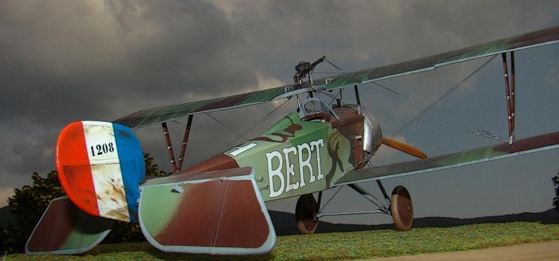 Nieuport 16 Dessin10