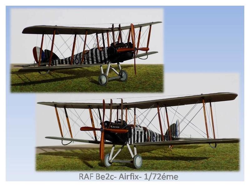 RAF Be-2C.  Diapos12