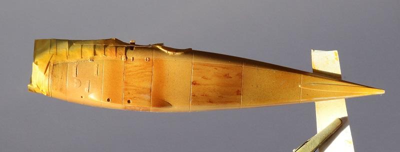 [cage à poules ] - Albatros D III - Eduard - 1/48ème. Terminé Img_3610