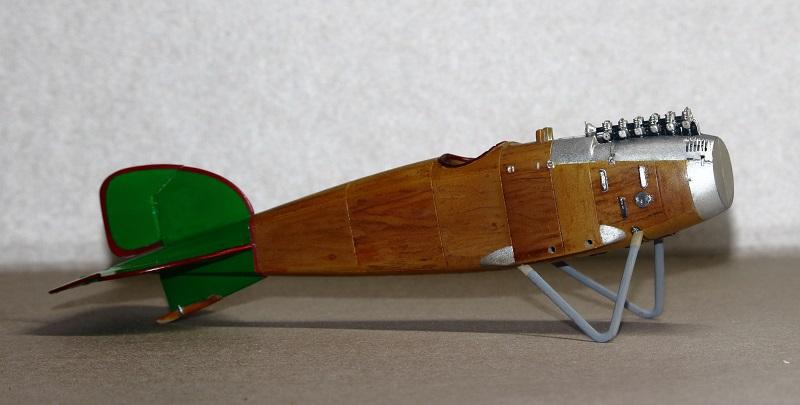 [cage à poules ] - Albatros D III - Eduard - 1/48ème. Terminé Img_3620