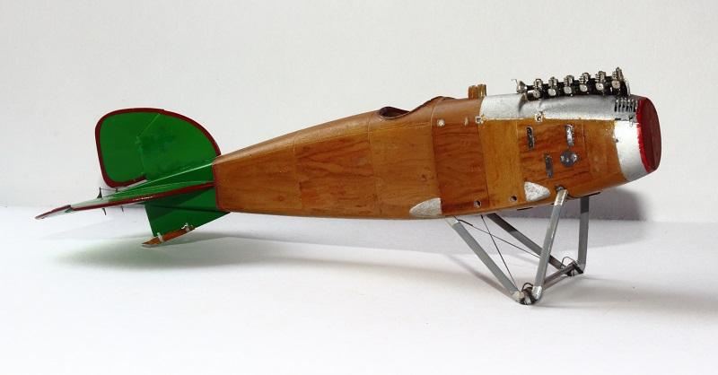[cage à poules ] - Albatros D III - Eduard - 1/48ème. Terminé Img_3711