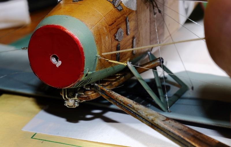 [cage à poules ] - Albatros D III - Eduard - 1/48ème. Terminé - Page 2 Img_3719