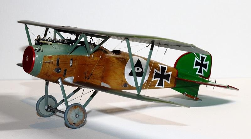 [cage à poules ] - Albatros D III - Eduard - 1/48ème. Terminé - Page 2 Img_3722