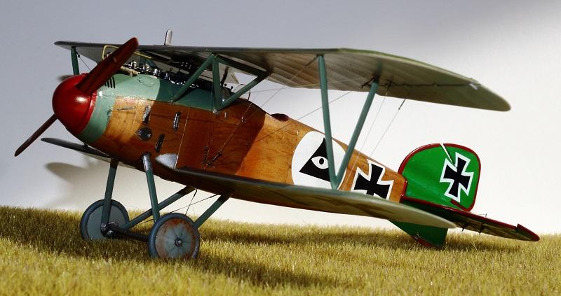 [cage à poules ] - Albatros D III - Eduard - 1/48ème. Terminé - Page 2 Img_3724