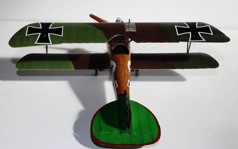 [cage à poules ] - Albatros D III - Eduard - 1/48ème. Terminé - Page 2 Img_3732