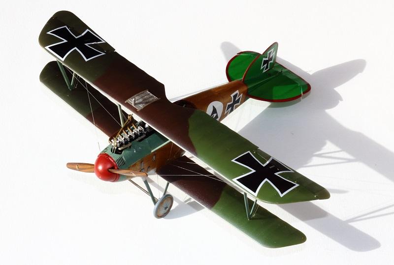 [cage à poules ] - Albatros D III - Eduard - 1/48ème. Terminé - Page 2 Img_3736