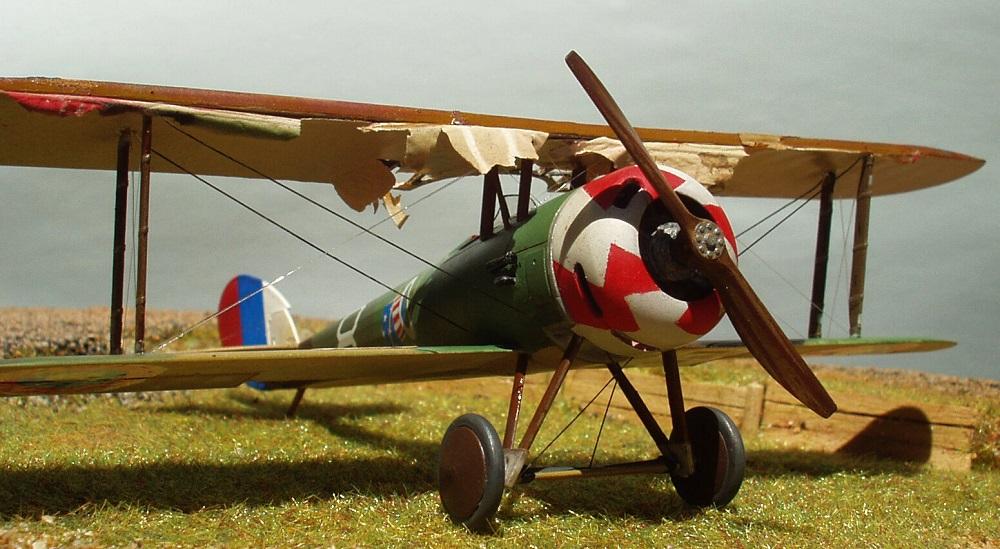 Nieuport 28 Ni280210