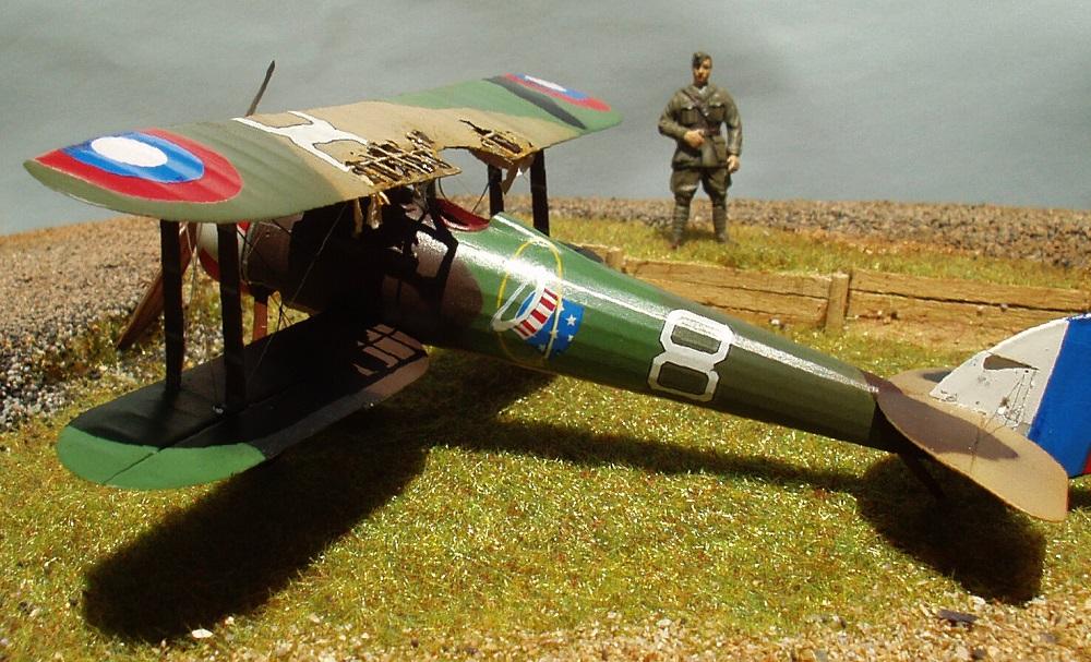 Nieuport 28 Ni280310