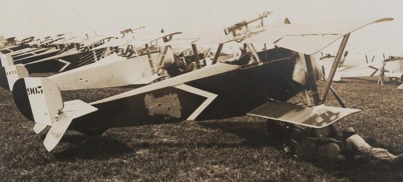 Camouflage français deux tons (3? 4?) 1916 Nieupo10