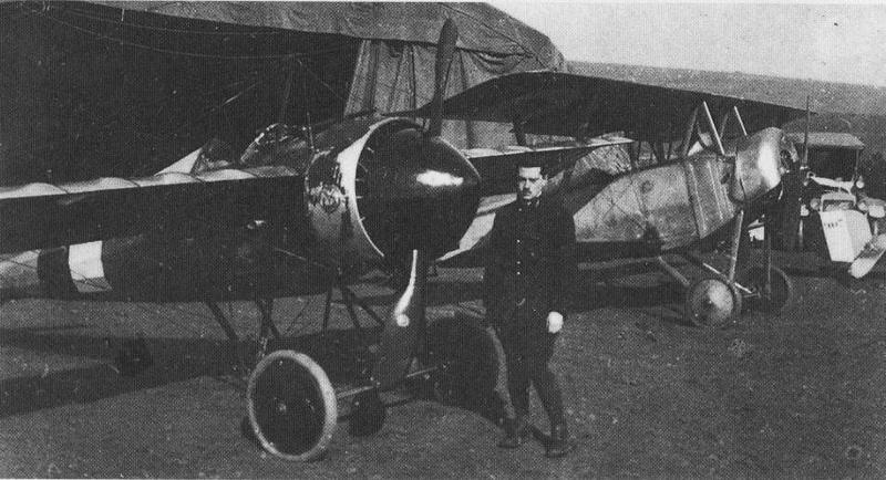 Morane Saulnier type N Type_n10