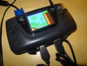 [VDS] Game Gear avec nouvel écran LCD McWill, sortie VGA et 2 ports manette Dsc05238