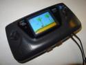 [VDS] Game Gear avec nouvel écran LCD McWill, sortie VGA et 2 ports manette Dsc05813